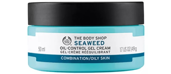 The Body Shop Seaweed Oil Control Gel Cream