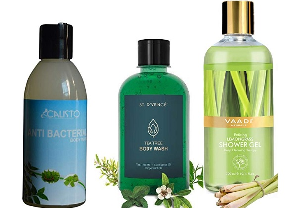 Top 10 Best Anti- Bacterial Body Wash Available in India