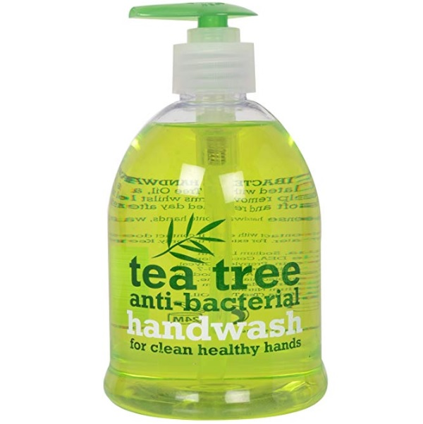 Xpel hair Care Tea Tree Anti Bacterial Body wash