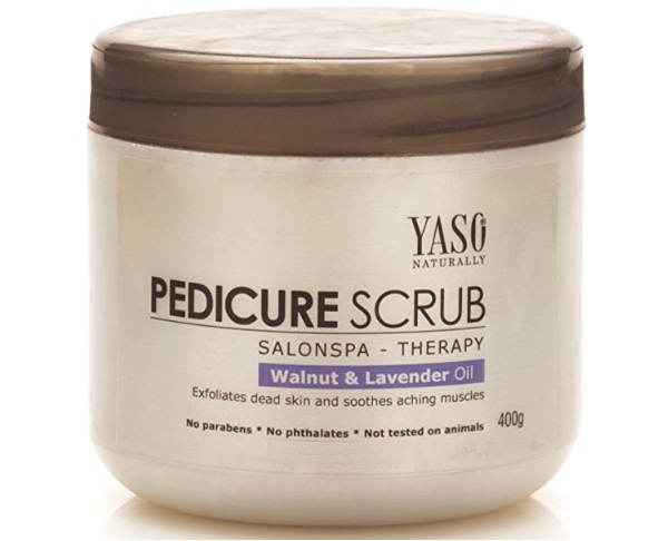 Yaso Pedicure Scrub