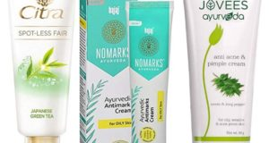 10 Best Anti Acne and Pimple Marks Creams in India