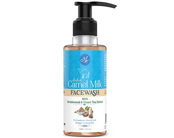 Aadvik Camel Milk Face Wash