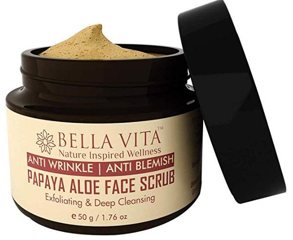 Bella Vita Organic Pigmentation Blemish Removal Face Scrub