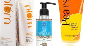 Best Mild Face Washes in India for Dry Sensitive Skin