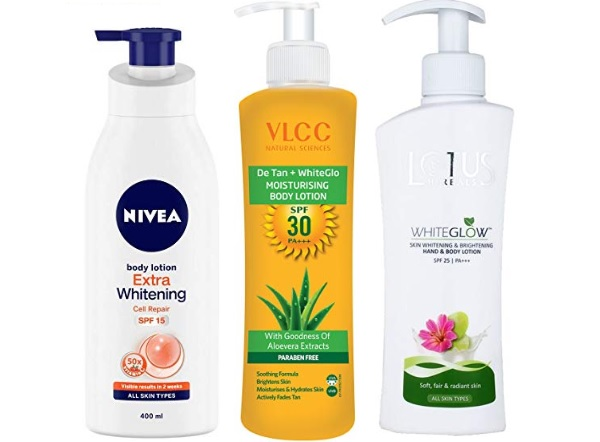 Best Summers Body Lotions in India