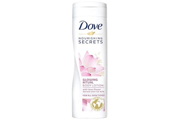 Dove Glowing Ritual Body Lotion