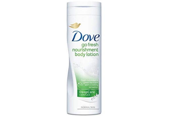 Dove Go Fresh Body Lotion