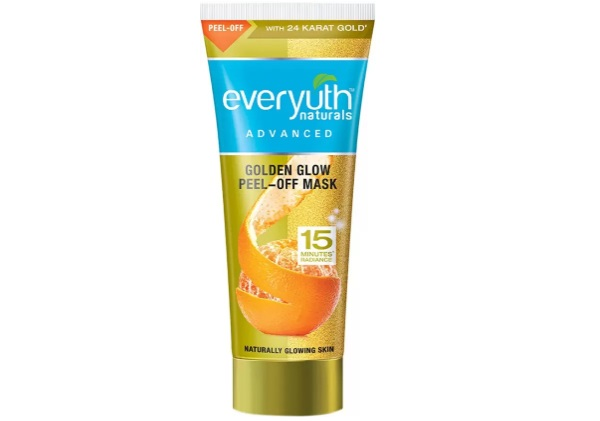 Everyuth Naturals Advanced Golden Glow Peel-off Mask with 24K Gold