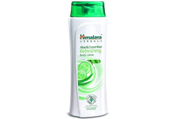 Himalaya Herbals Aloe and Cucumber Refreshing Body Lotion