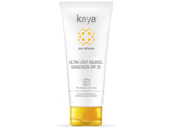 Kaya Skin Clinic SPF 25 Ultra Light Aquagel Sunscreen
