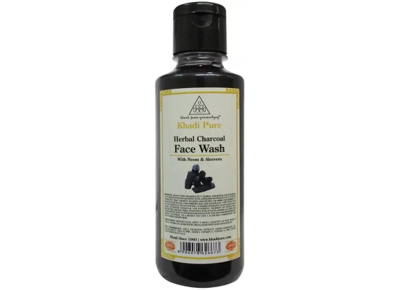 Khadi Mauri Herbal Charcoal Face Wash