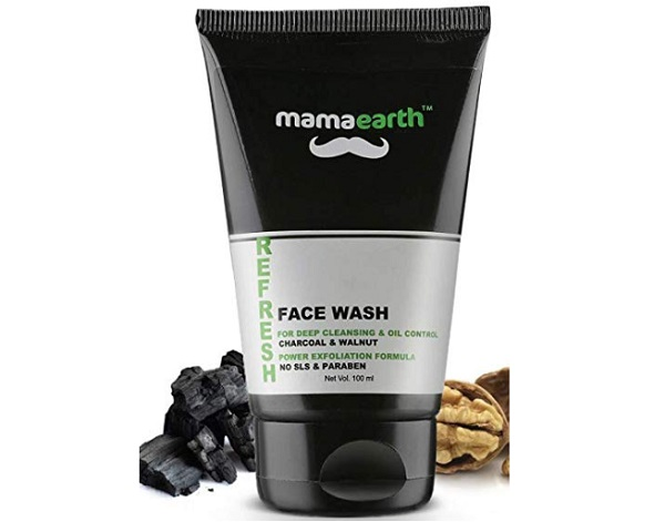 Mamaearth Refresh Oil Control Face Wash for Men