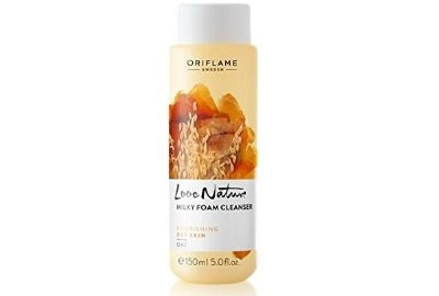 Oriflame Love Nature Mild & Nourishing Milky Foam Cleanser Oat