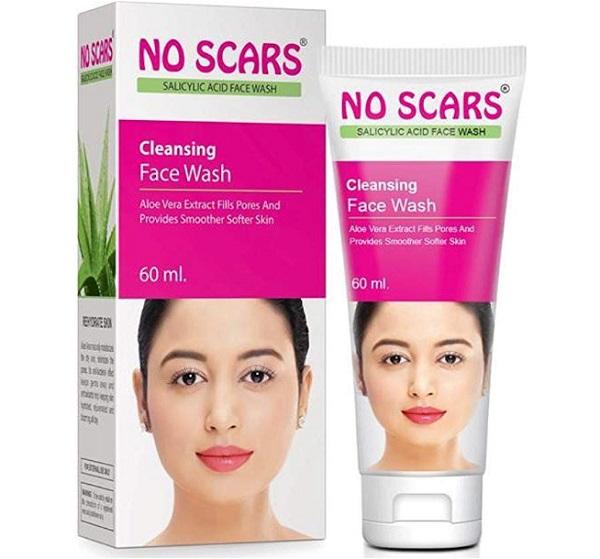 Torque No Scars Face Wash