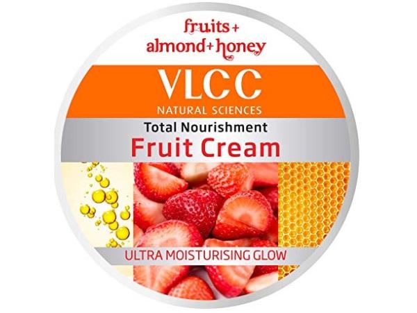 VLCC Total Nourishment Fruit Cream