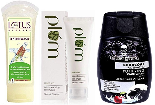 Best Face Wash to Combat Acne and Pimples in India