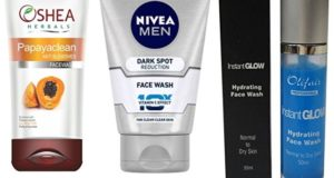 Best Face Wash to cure dark spots in India