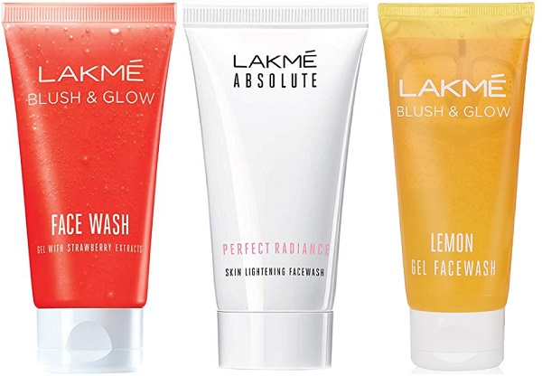 Best Lakme Face Wash in India