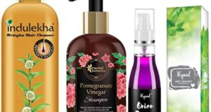 Best Shampoos for Hair Fall in India