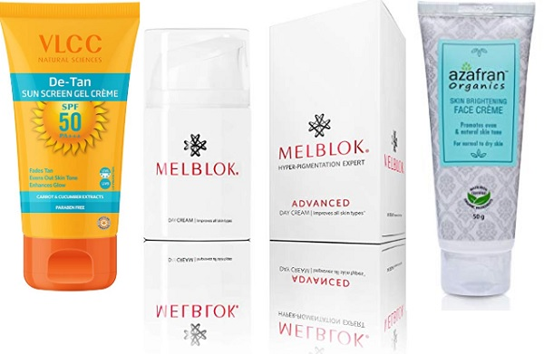 Best Tan Removal Creams in India