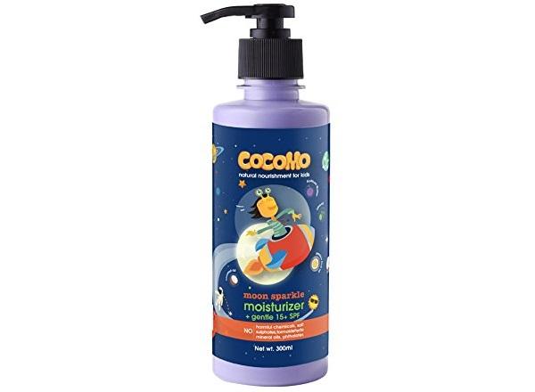 Cocomo Natural Moisturiser Sunscreen Lotion for Kids