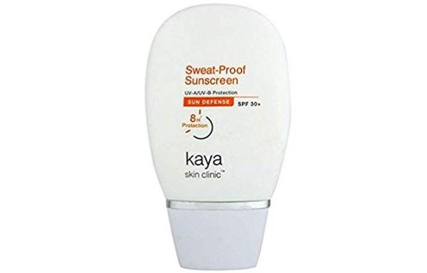 Kaya Skin Clinic Sweat Proof Sunscreen SPF 30
