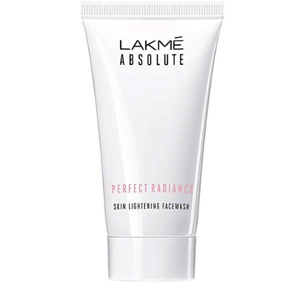 Lakme Absolute Perfect Radiance Skin Lightening Facewash