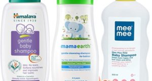 10 Best Baby Shampoos in India