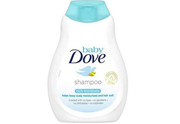 Baby Dove Rich Moisture Baby Shampoo