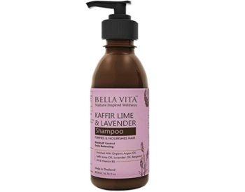 Bella Vita Organic Anti Dandruff Shampoo
