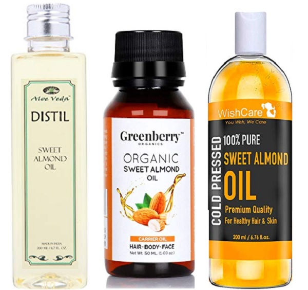 Best Almond Oil Brands in India