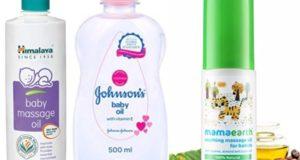 Best Baby Massage Oils in India