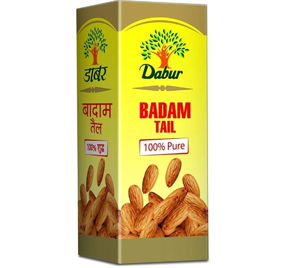Dabur Badam Tail 100% Pure Almond Oil 1