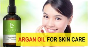 argan oil for skin care