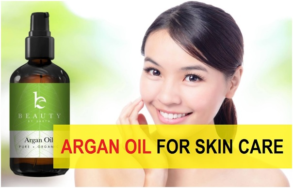 argan oil for skin care