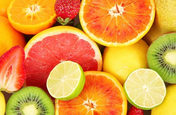vitamin c diet after c section