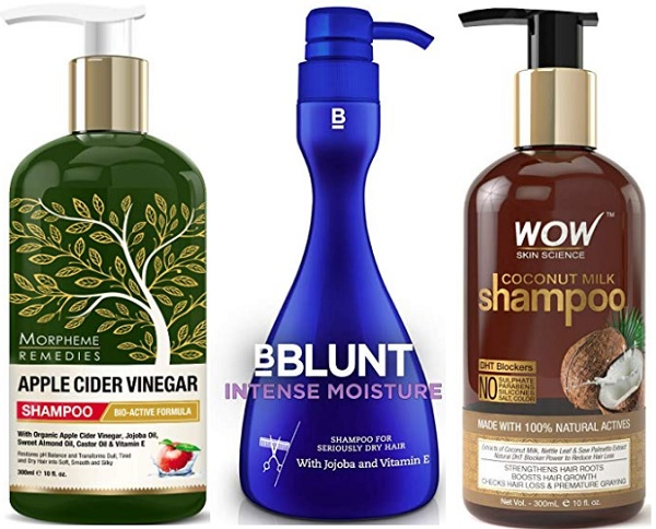 Best Shampoos for Dry Hair in India