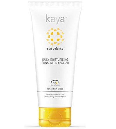 Kaya Clinic Daily Moisturizing Sunscreen SPF 30
