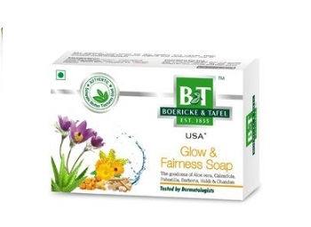 B&T Glow & Fairness Soap