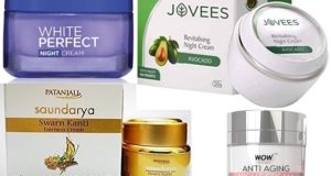 Best Skin Whitening Night Creams