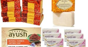 Best Skin Whitening Soaps in India
