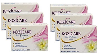 Healthvit Kozicare Kojic Acid Whitening and Lightening Soap