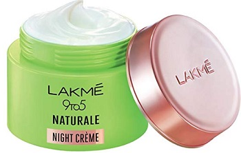 Lakme 9 to 5 Naturale Night Creme