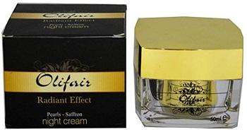 Olifair Skin Whitening Night Cream