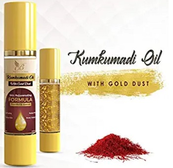 The Body Avenue Kumkumadi Oil