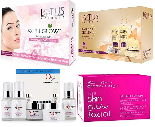 Best Face Whitening Facial Kits