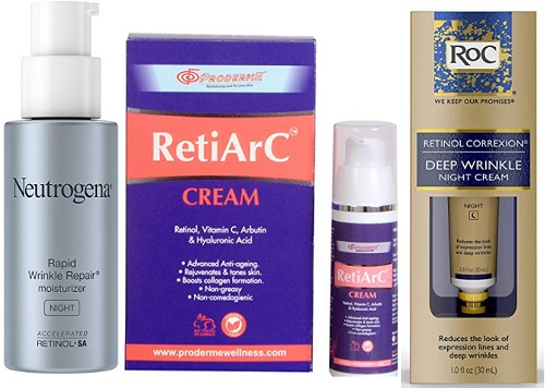15 Best Retinol Creams In India For Scars Acne And Wrinkles 2020