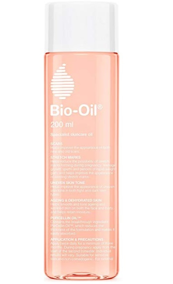 Bio-Oil for Stretch Mark and Uneven Skin Tone