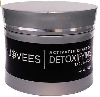 Jovees Activated Charcoal Detoxifying Face Masque
