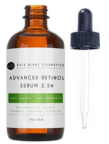 Kate Blanc Retinol Serum 2.5% for Face & Acne